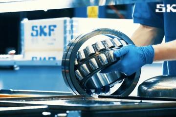Первый в РФ консигнационный склад шведской SKF